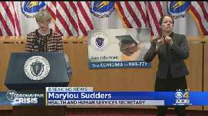 Health And Human Services Secretary: COVID-19 Report In Massachusetts Will Include Race And Ethnicity. [Video]