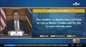 Coronavirus Update: 779 People In New York State Die Of COVID-19 In One Day [Video]