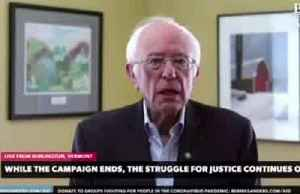 Bernie Sanders ends 2020 presidential campaign [Video]