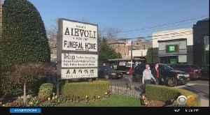 Coronavirus Update: Funeral Directors Overwhelmed As Death Toll Rises [Video]