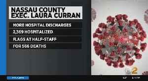 Coronavirus Update: Parts Of Long Island May Be Flattening Curve [Video]