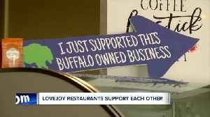 Lovejoy businesses support each other during time of crisis [Video]