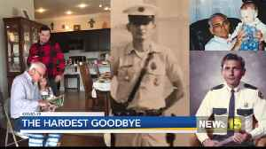 Louisiana Family Forced to Say Goodbye to Their Hero Pawpaw on FaceTime After He Lost the Battle Wit [Video]