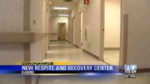 Lane County is turning an old VA clinic into a center for respite and recovery [Video]