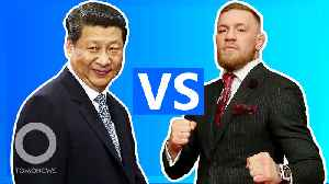 Conor McGregor Slams 'Barbaric' China Over 'Inhumane Behaviour' [Video]