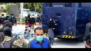 Pakistan police arrest doctors protesting over lack of Covid-19 protective equipment [Video]