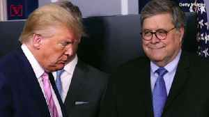 """AG Barr Says """"Draconian"""" Lockdown Measures Should Be Re-Examined in May [Video]"""
