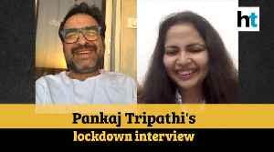 Pankaj Tripathi's lockdown revelation: 'Watching Mirzapur for the first time' [Video]