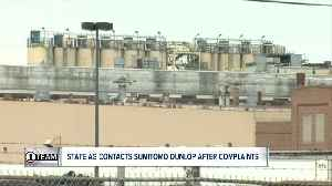 """State AG looking into Sumitomo Dunlop after complaints of """"unsafe working conditions"""" [Video]"""