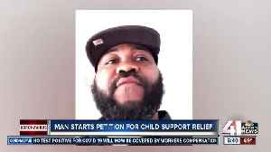 Local man petitions for freeze of child-support payments in Missouri [Video]