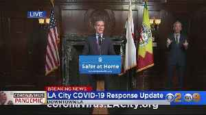 Mayor Calls On Federal, State Government To Expand Benefits For Immigrant Communities [Video]