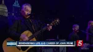 Remembering life and career of John Prine