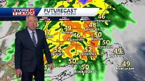 Video: Downpours, lightning biggest threats in Thursday's storm [Video]