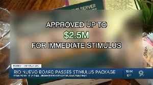 Rio Nuevo board passes $2.5M stimulus for small businesses [Video]