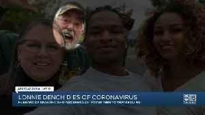 Husband of grandma who accidentally invited teen to Thanksgiving dies of coronavirus [Video]