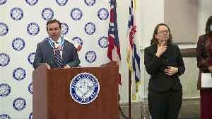 Cincinnati mayor's COVID-19 update on April 8, 2020 [Video]