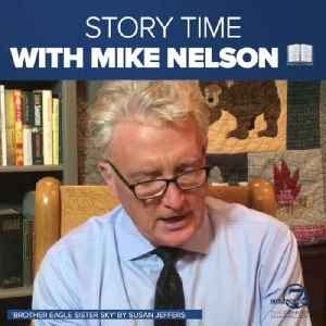 Story Time with Mike Nelson: Brother Eagle, Sister Sky [Video]