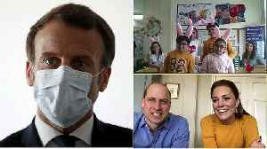 Coronavirus LIVE: France, UK to extend lockdowns, while British royals conduct virtual visit [Video]