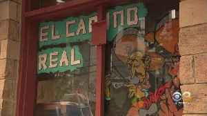 Restaurant 'El Camino Real' Starts Community Kitchen For Those In Need During Pandemic [Video]
