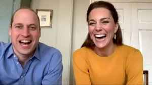 Prince William and Kate Middleton Surprise U.K. Primary School With a Video Call [Video]