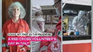 Doing my part in the pandemic: A personal peek inside Italy's Red Cross [Video]