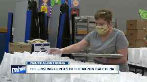 The unsung heroes in the Akron High School cafeteria [Video]