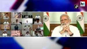 'India will beat COVID-19': Politicians across party lines praise PM Modi [Video]