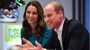 Prince William And Kate Surprise School Kids