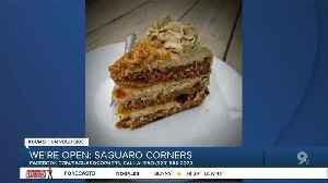 Saguaro Corners offers takeout [Video]