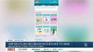 'Make Way For Books' app encourages reading ebooks to children during COVID-19 pandemic [Video]