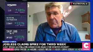 Jobless Claims Spike [Video]