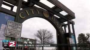 Economic stimulus loan program [Video]