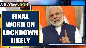 PM Modi likely to address nation on possible extension of lockdown | Oneindia News [Video]