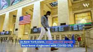 New York Has More Coronavirus Cases Than Any Single Country [Video]