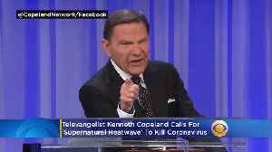 Fort Worth Televangelist Kenneth Copeland Calls Out COVID-19 [Video]