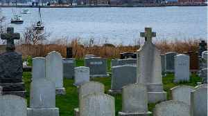 New York City Burying Coronavirus Dead In Hart Island Potter's Field