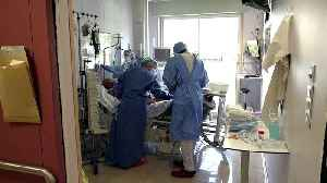 UK hospital crisis: Treatment for non-COVID-19 patients on hold