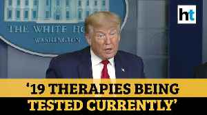 'US at top of the hill of COVID-19 infections': US President Donald Trump [Video]
