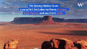 Navajo Nation Now Has the Largest COVID-19 Infection Rate [Video]