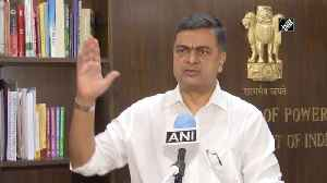 Bihar polls: BJP can form govt alone, but will remain with JD (U), says RK Singh [Video]