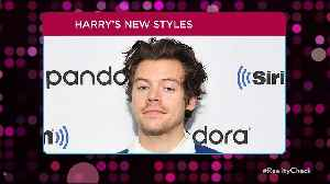 How to pull off Harry Styles' hair style - newsR VIDEO