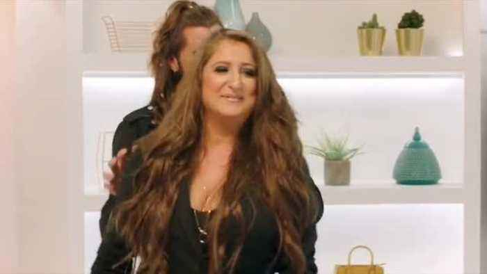7d159d6da1f Celebrity 100% Hotter  Honey G looks UNRECOGNISABLE after undergoing  jaw-dropping makeover — as the X Factor rapper ditches her - One News Page   UK