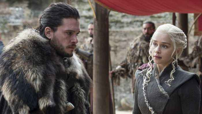 Brad Pitt Lost An Auction To Watch 'Game Of Thrones' With Emilia Clarke And Kit Harington