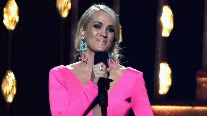 News video: Carrie Underwood Teases New Song 'The Champion' -- Listen!