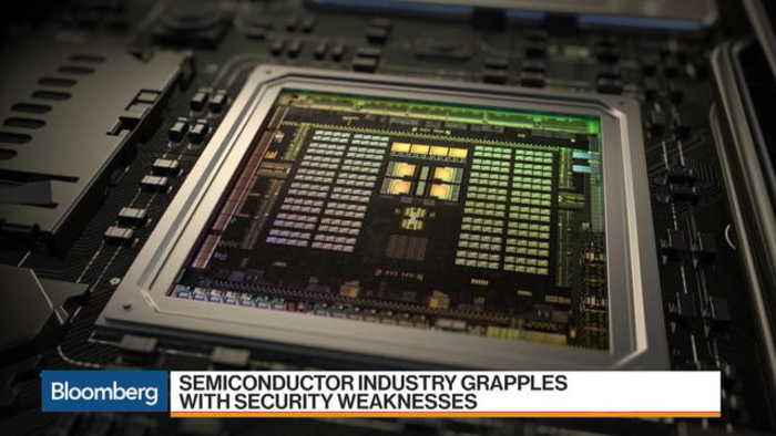 News video: Semiconductor Industry Meltdown Exposes Security Vulnerabilities
