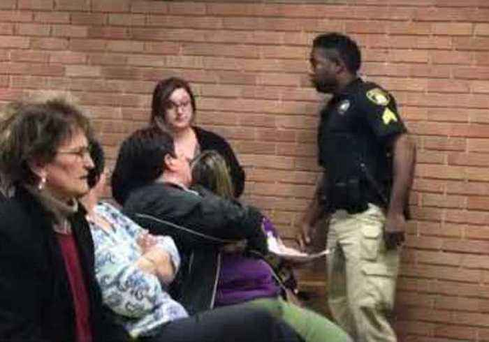 News video: Louisiana Teacher Arrested After Speaking Out at Vermilion Parish School Board Meeting
