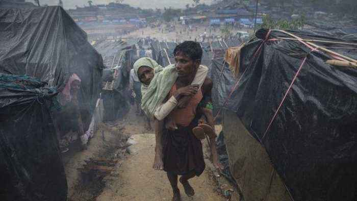Myanmar Military Takes Responsibility for 10 Rohingya Deaths