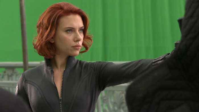 Scarlett Johansson preparing for standalone 'Black Widow' movie