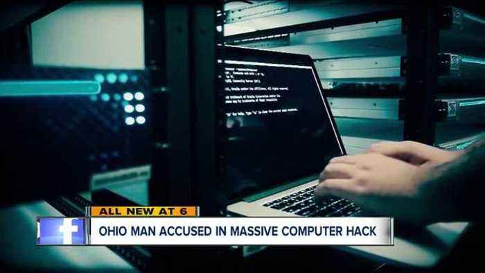 News video: Prolific hacker from North Royalton indicted, developed 'Fruitfly' malware to spy on thousands