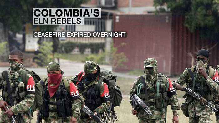 News video: Colombia withdraws negotiators after ELN attacks